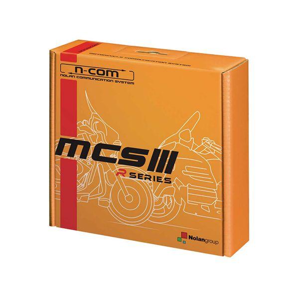 Communication Nolan Kit Intercom MCS III Harley Davidson  N100 5 -N104 - N44 - N40 - N70 2