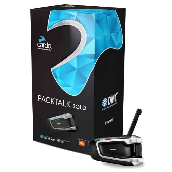 Communication Cardo Packtalk Bold JBL
