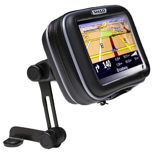 Accessoires GPS Shad Support GPS Fixation Retro 8,5 x 12,5 cm