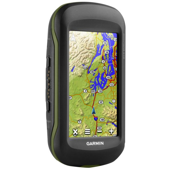 GPS-Navigation Garmin Montana 610