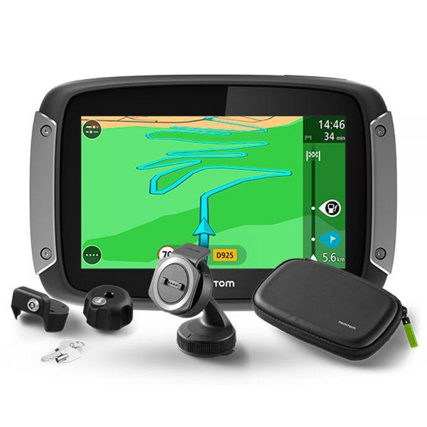 GPS-Navigation TomTom TomTom Rider 400 Premium - 45 Pays