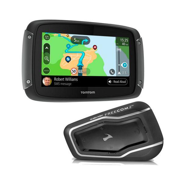GPS-Navigation TomTom TomTom Rider 550 Pro
