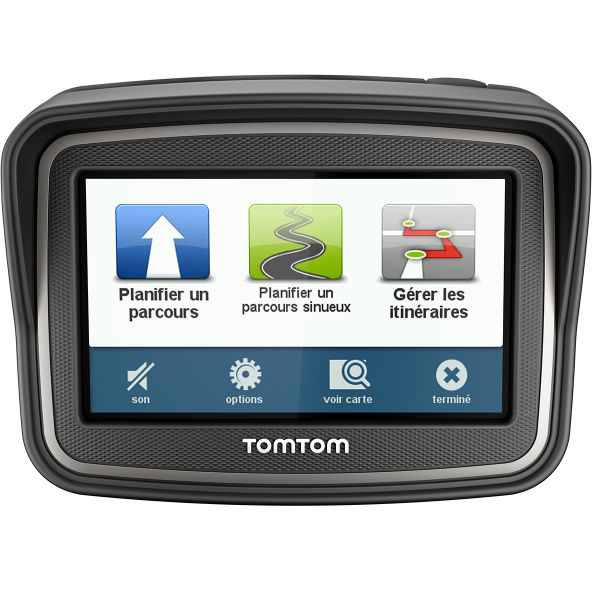 GPS-Navigation TomTom TomTom Rider V4 Europe 23