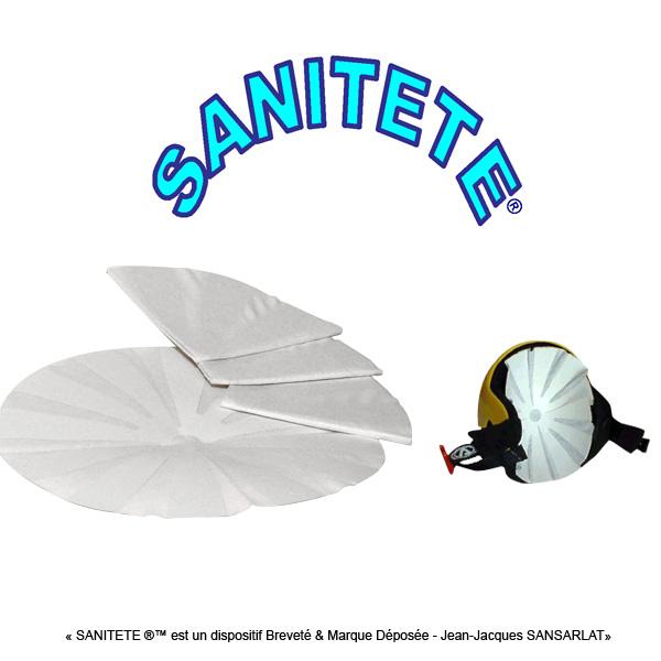 Entretien casque Sanitete Sanitete