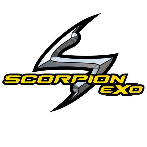 Interieur casque Scorpion Interieur complet Exo 100 Gris