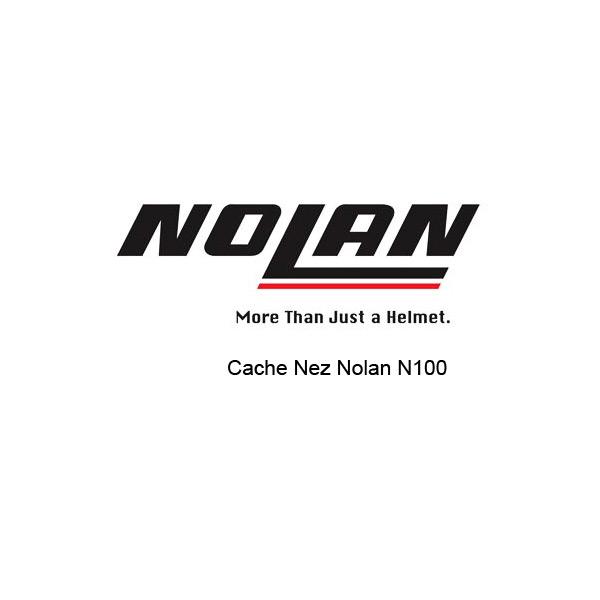 Pièces détachées casque Nolan Cache nez N100E