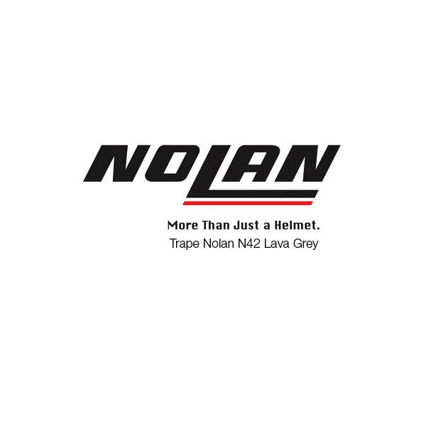 Pièces détachées casque Nolan Trappe N42e Lava Grey