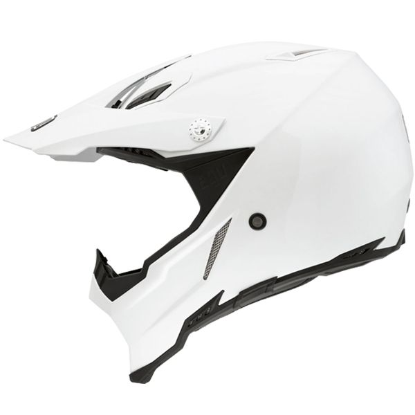 Casque Cross AGV AX-8 Evo Blanc