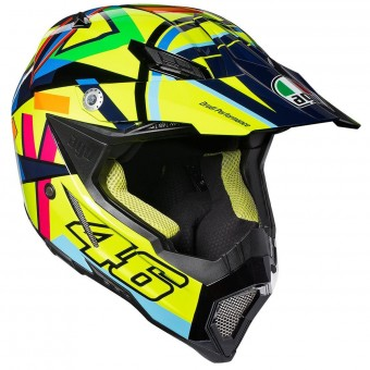 Casque Cross AGV AX-8 Evo Top Soleluna 2016