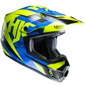 Casque Cross HJC CS-MX II Dakota MC2SF