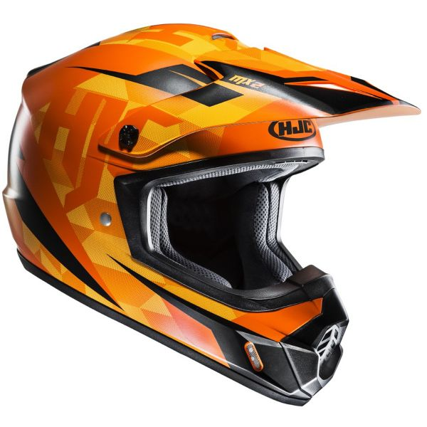 Casque Cross HJC CS-MX II Dakota MC7SF