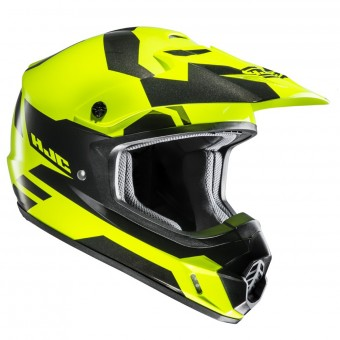 Casque Cross HJC CS-MX II Pictor MC4H