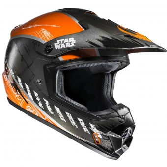 Casque Cross HJC CS-MX II Rebel X-Wing Star Wars MC7