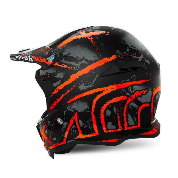 Airoh Terminator Open Vision Carnage Orange