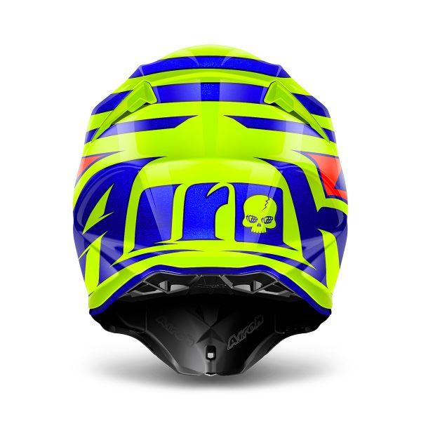 Airoh Twist Cairoli Qatar Yellow