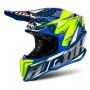 Casque Cross Airoh Twist Iron Blue