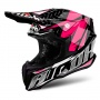 Casque Cross Airoh Twist Iron Pink
