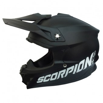Casque Cross Scorpion VX-15 Evo Air Noir Mat