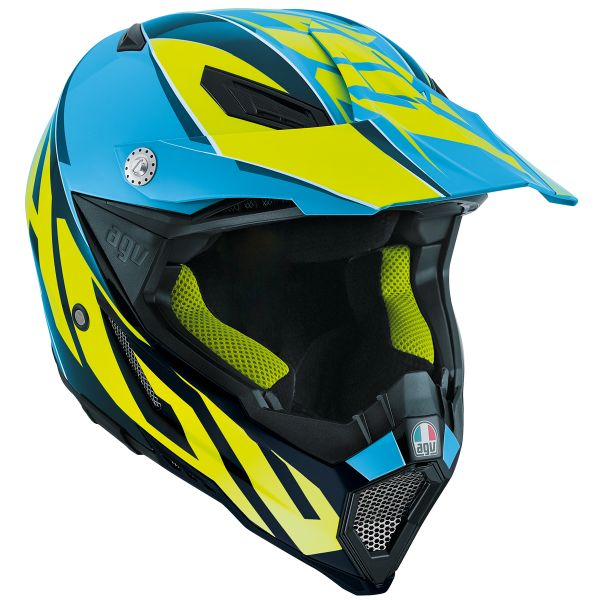 Casque Cross AGV AX-8 Evo Holygrab