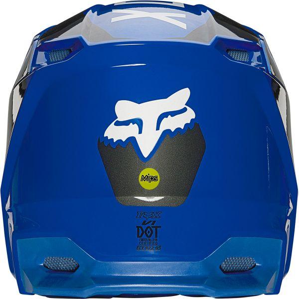 FOX V1 Revn Blue
