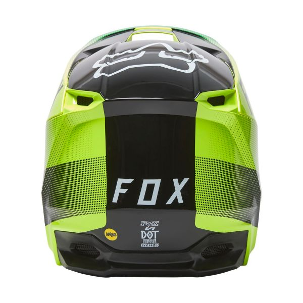 FOX V1 Ridl Fluo Yellow