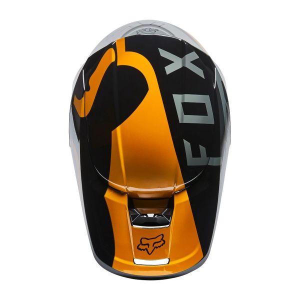 FOX V1 Skew Black Gold