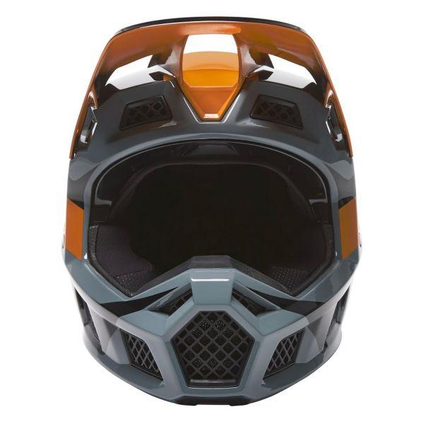 FOX V3 RS Riet Black Gold