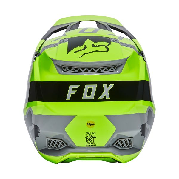 FOX V3 RS Riet Fluo Yellow