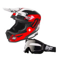 Pack Furious Shadow Red White + Assault Black