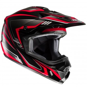 Casque Cross HJC CS-MX II Edge MC1
