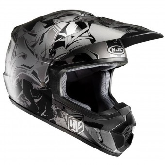 Casque Cross HJC CS-MX II Graffed MC5HSF