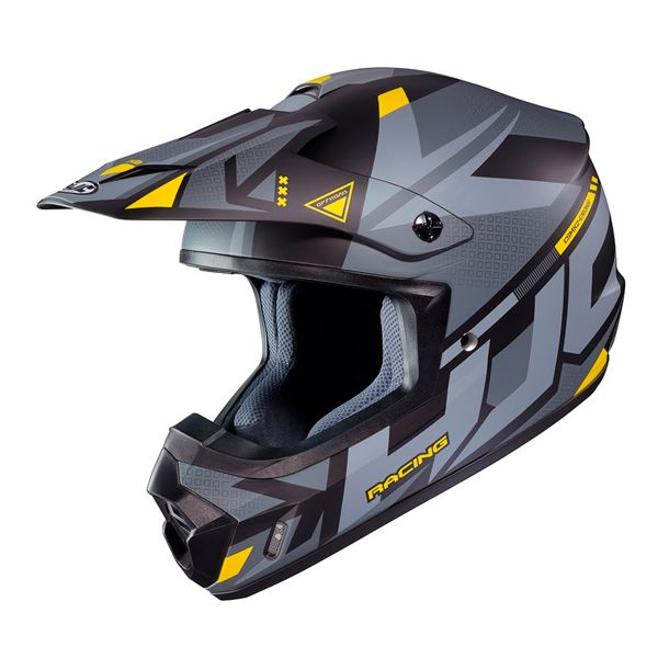 Casque Cross HJC CS-MX II Madax MC53SF