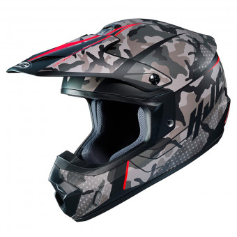 Casque Cross HJC CS-MX II Sapir MC1SF