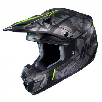 Casque Cross HJC CS-MX II Sapir MC3HSF