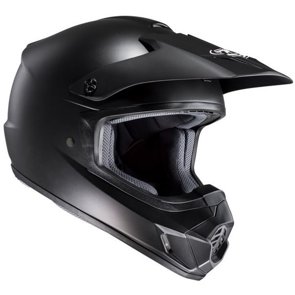 Casque Cross HJC CS-MX II Semi Mat Black