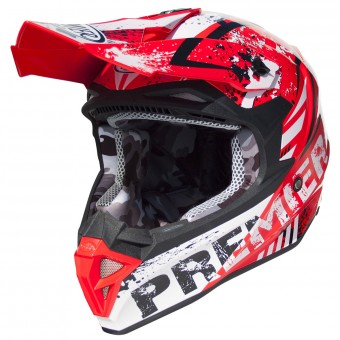 Casque Cross Premier Exige ZX2