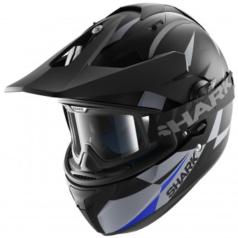 Casque Cross Shark Explore-R Cisor KAB