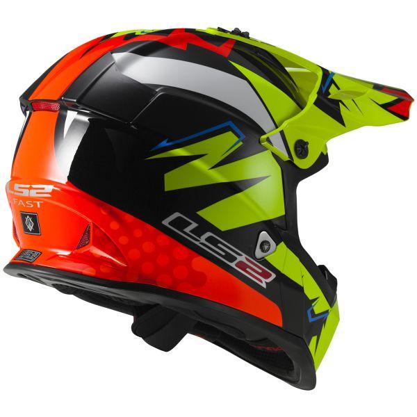 LS2 Fast Replica Isaac Vinales MX437