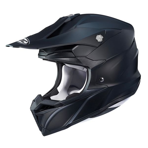Casque Cross HJC i50 Semi Flat Black