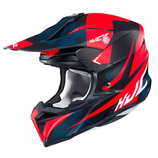 Casque Cross HJC i50 Tona MC1SF
