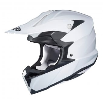 Casque Cross HJC i50 White