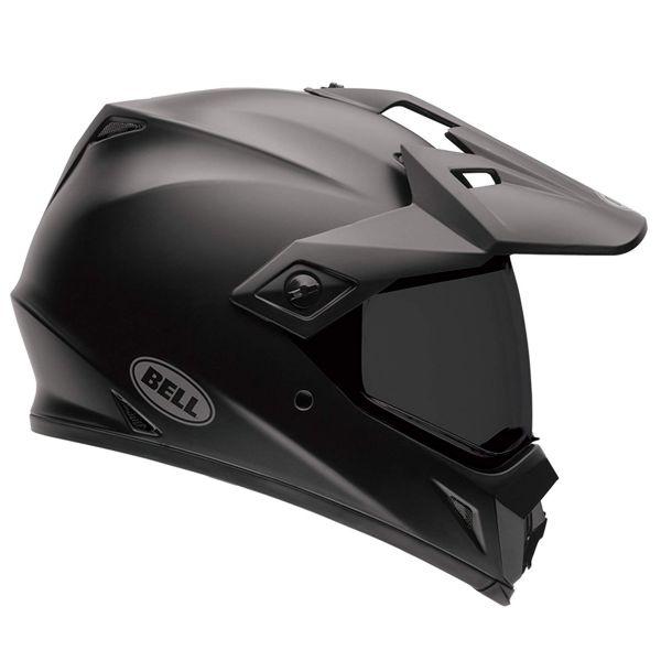 Bell MX-9 Adventure Mips Solid Matte Black