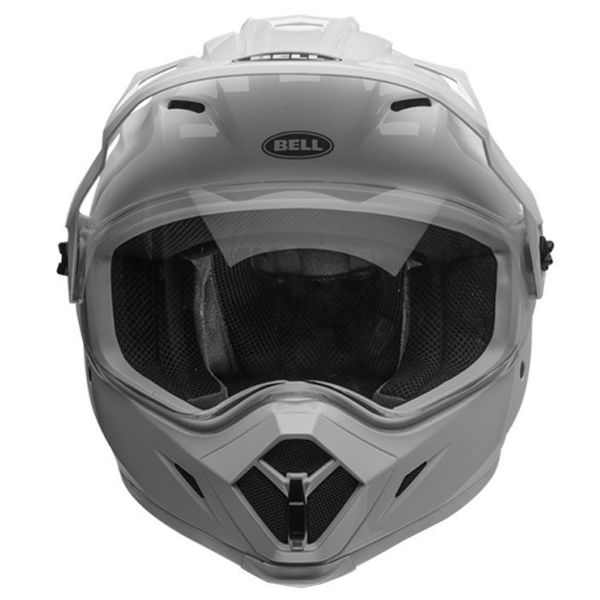 Bell MX-9 Adventure Mips Solid White