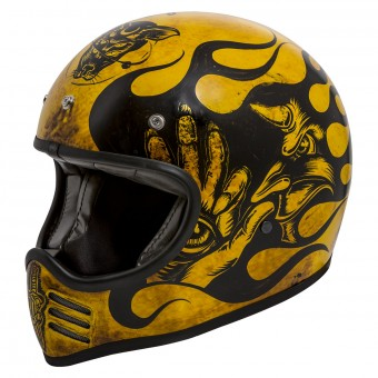 Casque Cross Premier Mx BD12BM