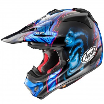 Casque Cross Arai MX-V Barcia Black