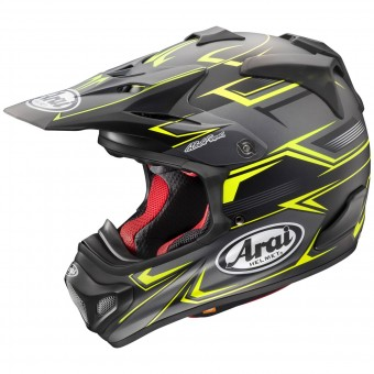 Casque Cross Arai MX-V Sly Yellow