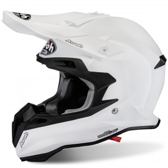 Casque Cross Airoh Terminator 2.1 S White
