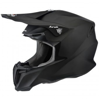 Casque Cross Airoh Twist Black Matt