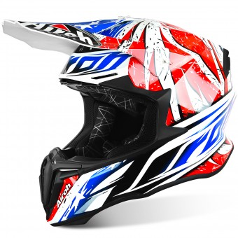 Casque Cross Airoh Twist Leader Gloss