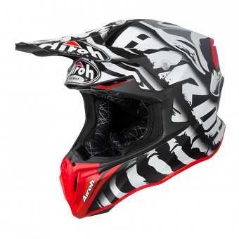 Casque Cross Airoh Twist Legend Noir Mat